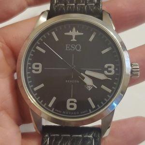 Esquire ESQ by Movado Men's Watch (NWT)